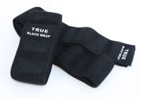 INZER True Black Knee Wraps Solid